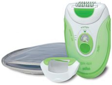 Эпилятор Braun 5180 Silk-epil Xelle Green white